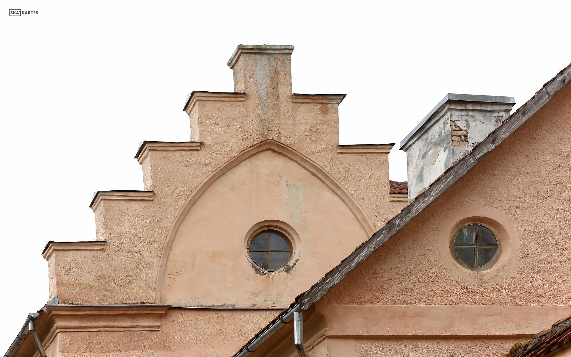 Skatkartes-Latvija-Vasara-Kurzeme-Edoles-pils-sienas-fragments