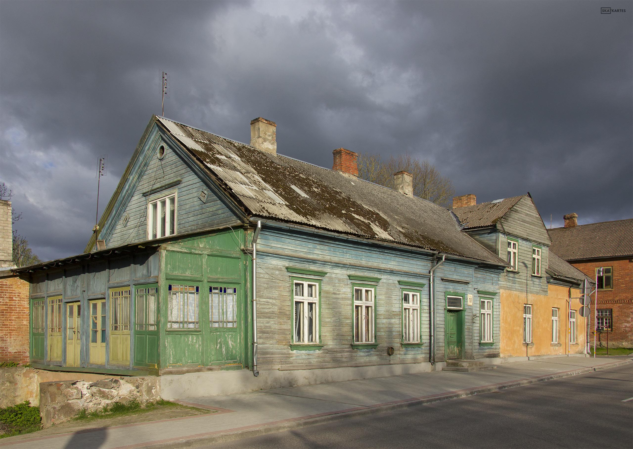 1077-Skatkartes-Latvija-Kurzeme-Valdemarpils-Liela-iela-18-2015