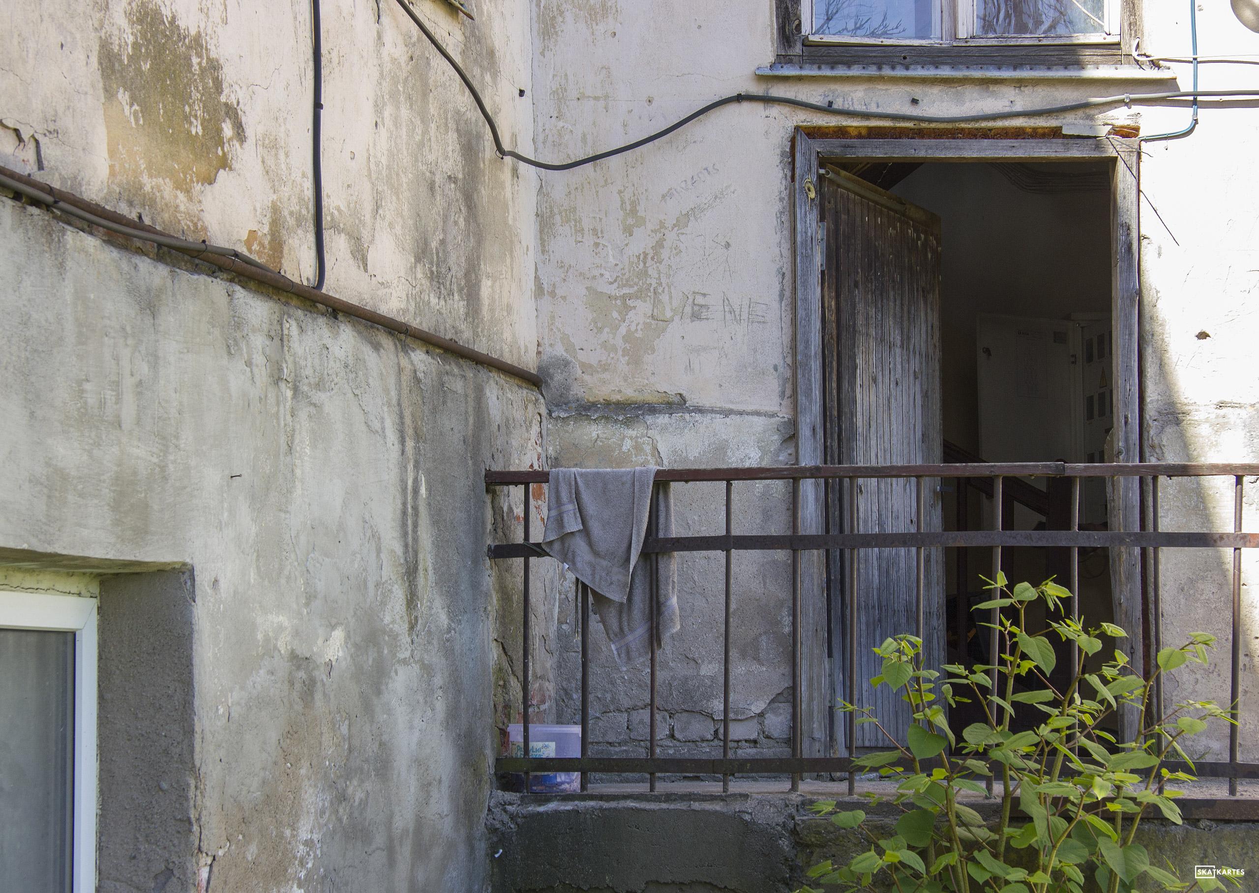 Skatkarte Nr. 1106 - Kārļa Mīlenbaha iela 3 (2015. gada pavasaris).