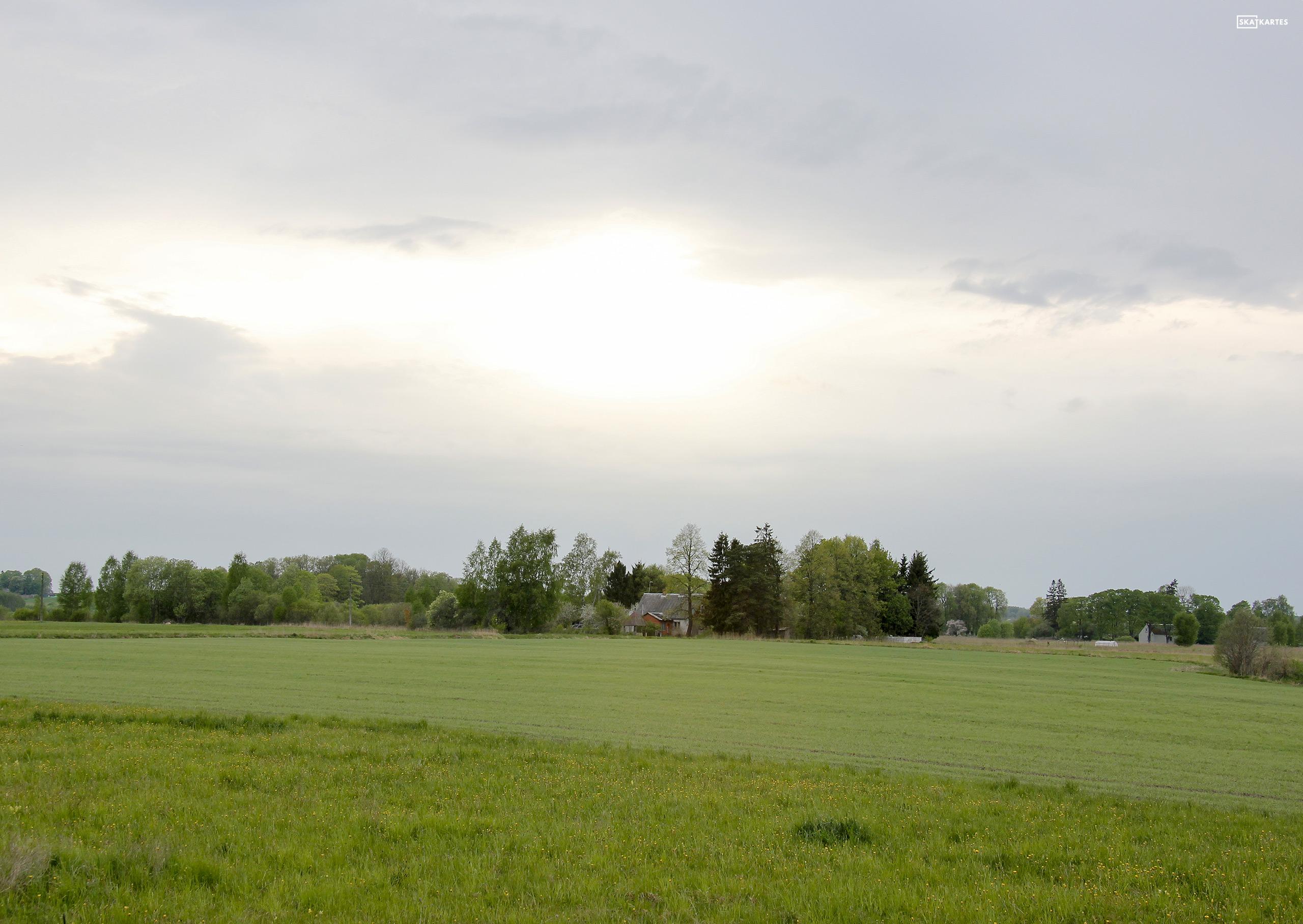Skatkarte Nr.1132 - Tilts uz nekurieni (2016. gada pavasaris).