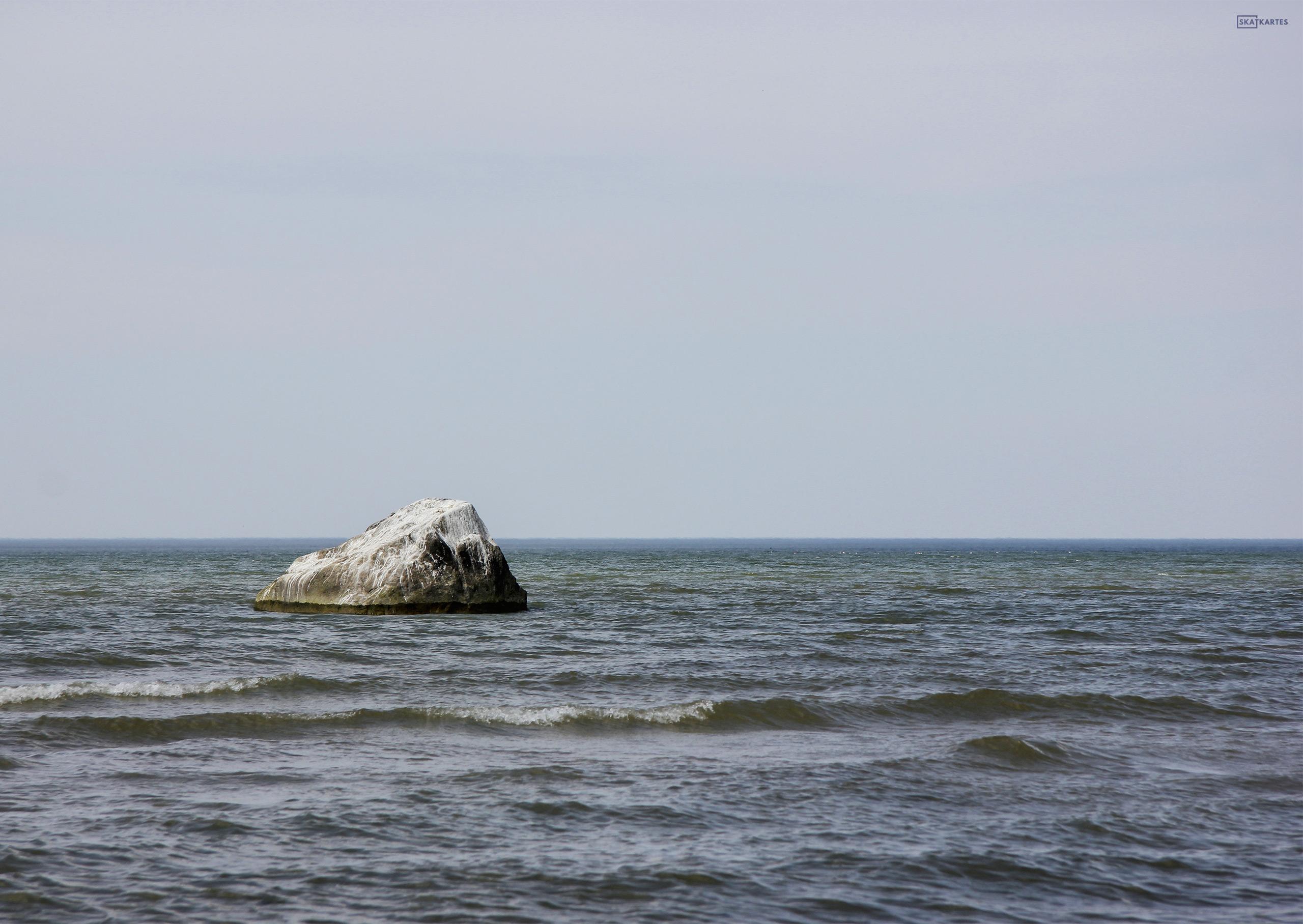 Skatkarte Nr. 1189 - Pāvilostas pludmale un mols (2016. gada maijs).